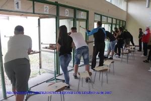 Mistrzostwa Leszczyńskiego Rejonu LOK w strzelectwie sportowym 2017_13