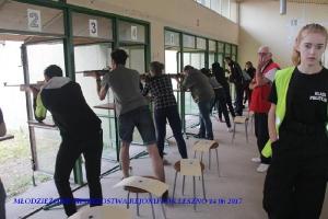 Mistrzostwa Leszczyńskiego Rejonu LOK w strzelectwie sportowym 2017_25