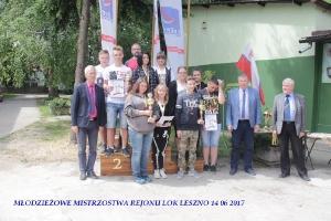 Mistrzostwa Leszczyńskiego Rejonu LOK w strzelectwie sportowym 2017