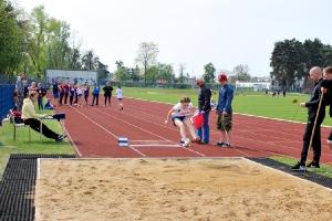 Mistrzostwa Powiatu w Czwórboju LA 2018_19