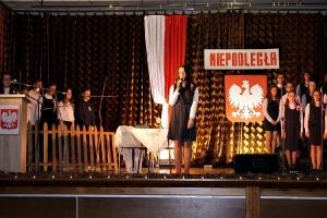 99-ta rocznica wybuchu Powstania Wielkopolskiego w Bukówcu Górnym_27