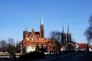 Szkolny Zespół Regionalny na występach we Wrocławiu_19