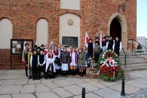 Szkolny Zespół Regionalny na występach we Wrocławiu_20