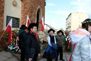 Szkolny Zespół Regionalny na występach we Wrocławiu_22
